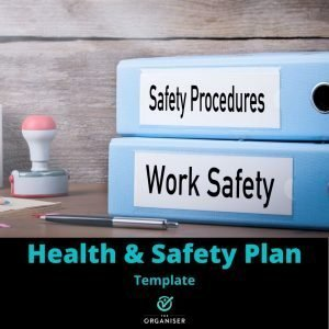 Health and Safety Plan Cover Photo